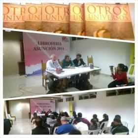 """Lanzamiento del libro """"Otros Universos"""""""