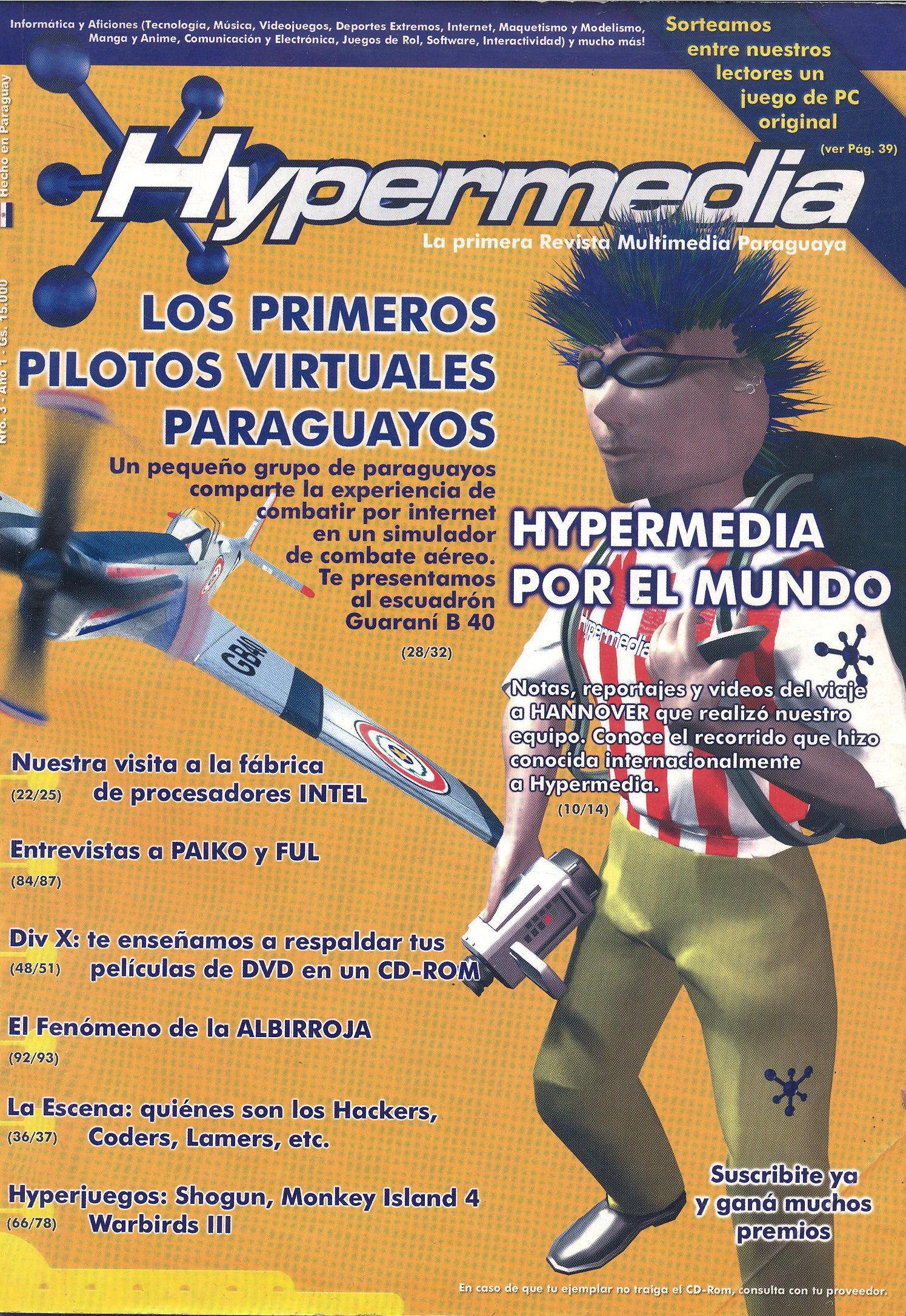 2001 Hypermedia 3