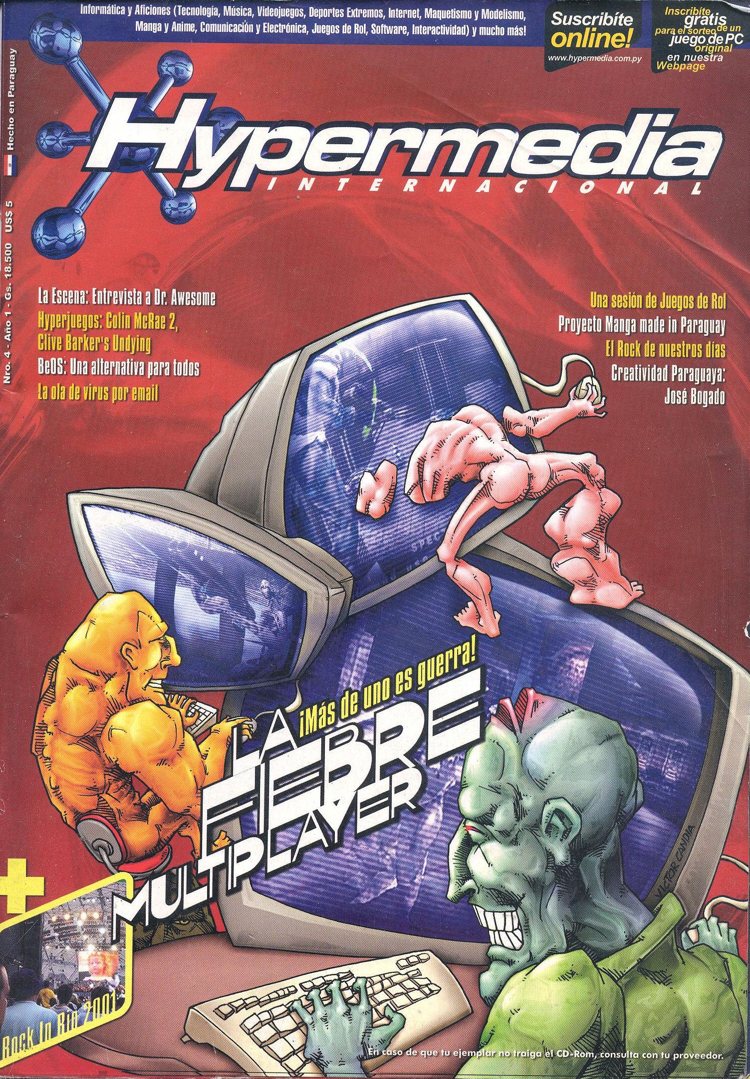 2001 Hypermedia 4