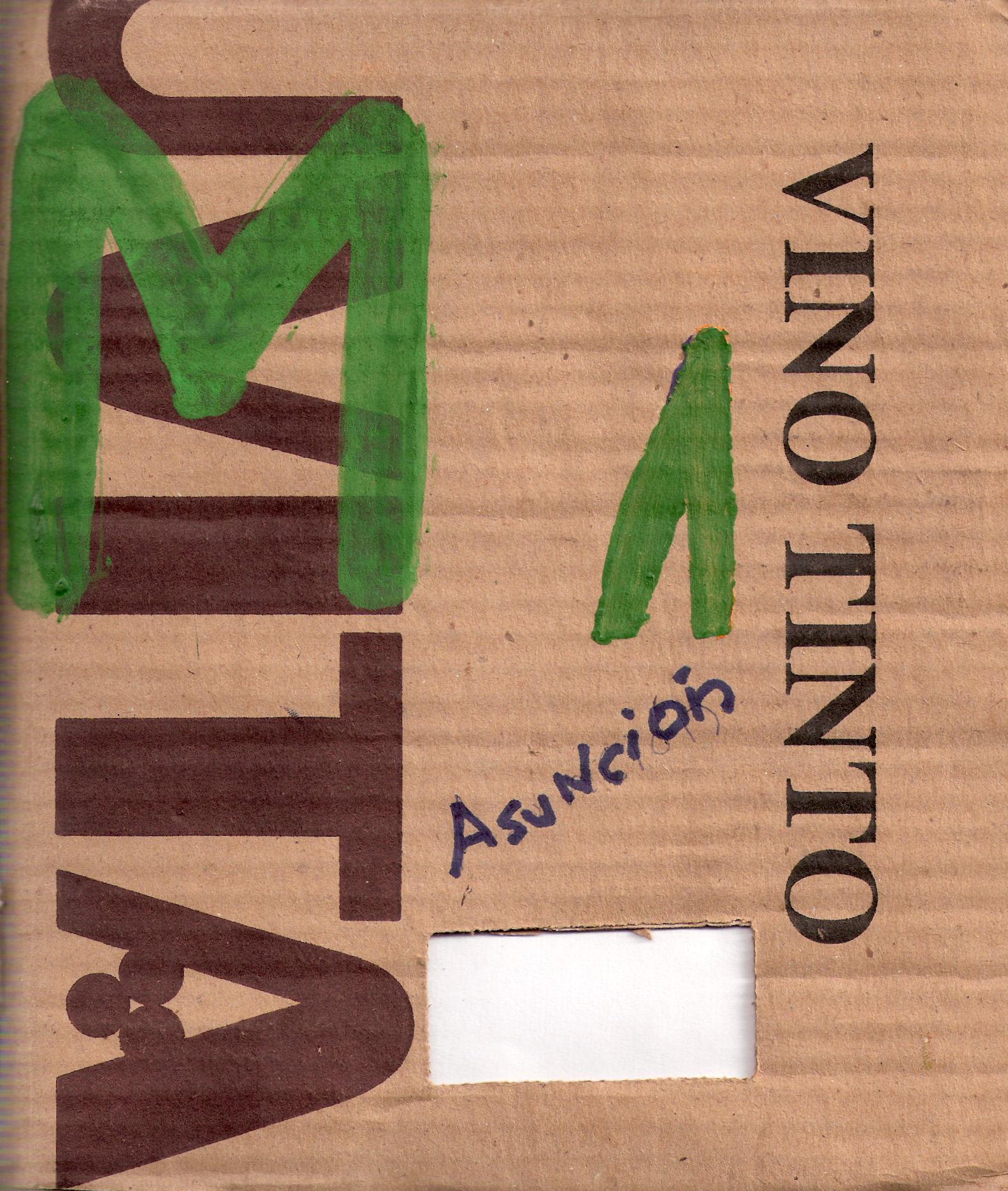 2009 Asunción (Te) Mata