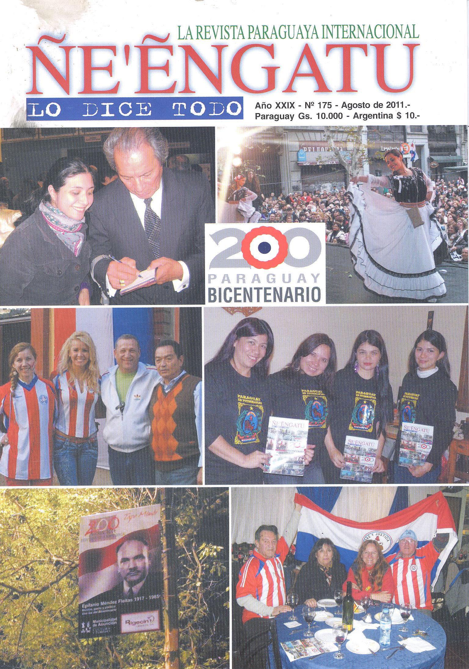 2011 Ñe'engatu