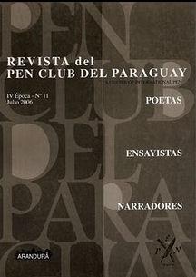 2011 Revista PEN Club