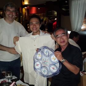 Taller de 5S, organizado por AOTS Paraguay, y brindado por el experto japonés Yasuharu Furushiba