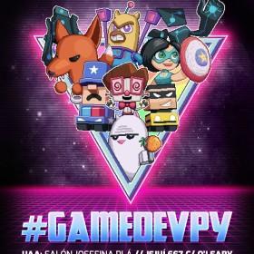 """IGDA PY organizó """"GameDev PY"""" por primera vez en Paraguay"""